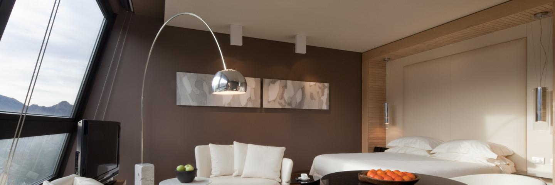 Vista Emotional Junior Suite Balcony Hotel Milano in Val presolana