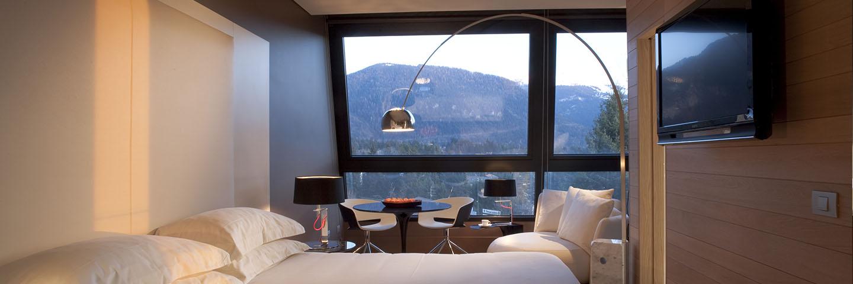 Vista Emotional SPA Junior Suite Balcony Hotel Milano in Val presolana