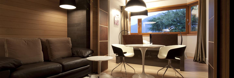 Vista Emotional SPA Suite Tower Hotel Milano in Val presolana